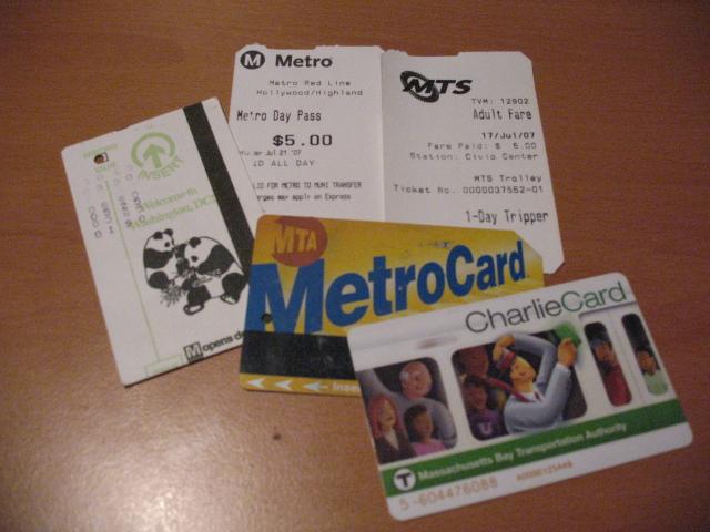 New york subway metro pass europe