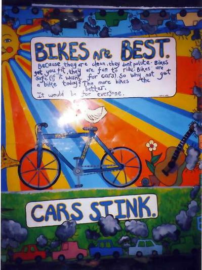 bikes are best