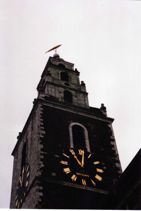 Shandon Church Tower