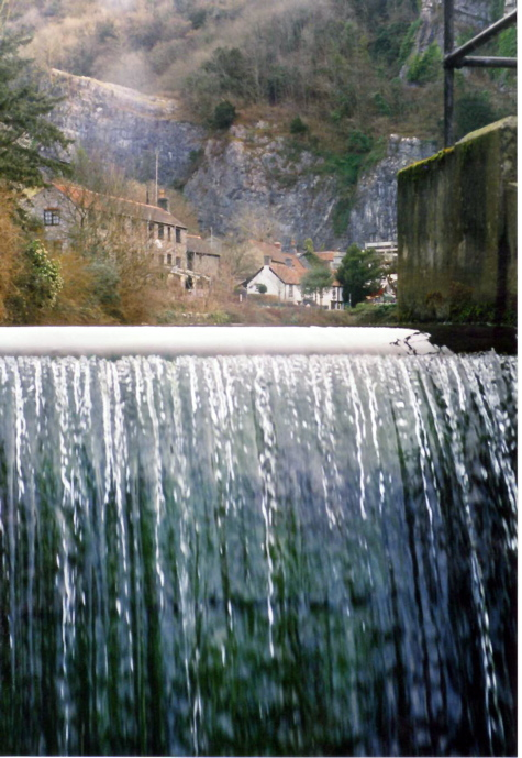 Cheddar Waterfall