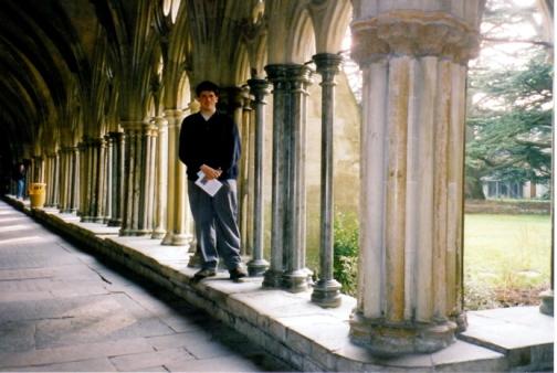 Salisbury Cloister