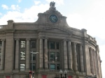 South Station Facade