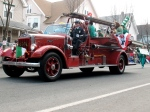 A classic firetruck is always a big hit.