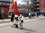 There was a colonial fife & drum corps as well.