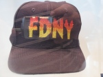 John Franco's hat from the first game after the September 11th attacks.