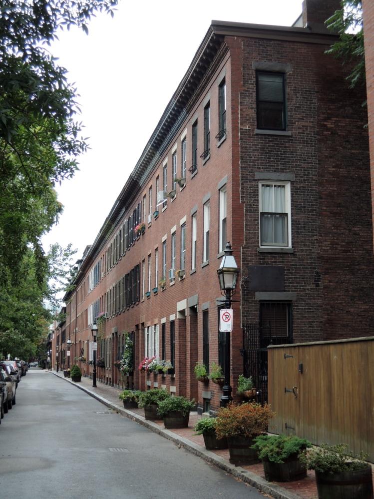 Boston's South End: A Photo Collage (1/6)