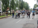 Marching/rolling band.