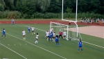 A Breakers' corner kick goes for naught