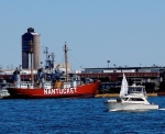 The Lightship Nantucket.