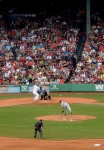 Felix Doubront pitches
