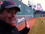 Me and the Green Monster.