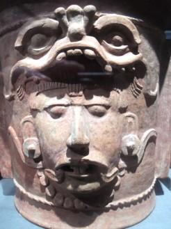 Maya vessel.