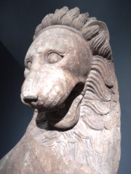 Lion Greece about 550 BC