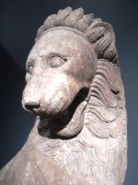 Lion Greece about 550 BC