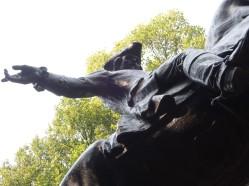 Paul Revere wants a high five.
