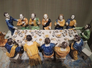 The Last Supper, Italy, 16th century