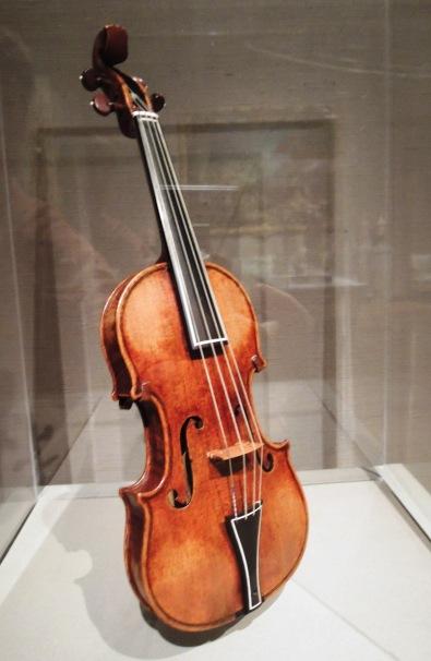 """Antonio Stradivari, """"Small Violin (violino piccolo),"""" 1774"""