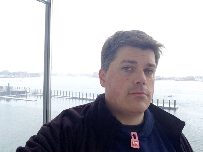 Selfie on the Harbor