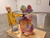 Wacky puns in sculpture. Jack Lemmon, by Rachel Harrison (2003). https://www.icaboston.org/art/rachel-harrison/jack-lemmon