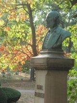 Bust of Karl Heinzen