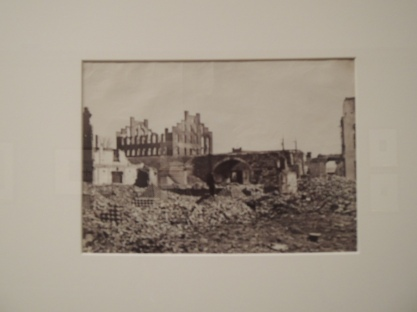 """Ruins of Paper Mill, Richmond, Virginia,"" April 1865 - Alexander Gardner"