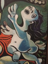 """Rape of the Sabine Women,"" 1963 - Pablo Picasso"