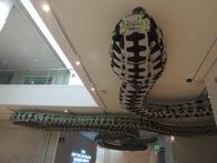 """""""Snake Ceiling,"""" 2009 - Ai Weiwei"""