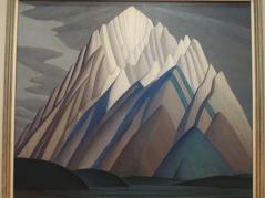"""Mountain Forms,"" about 1926 - Lawren Harris"