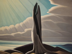 """North Shore, Lake Superior,"" 1926 - Lawren Harris"