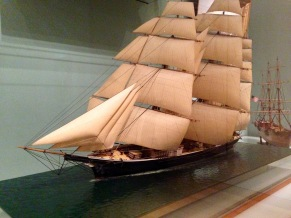 "Clipper ship ""Flying Cloud"" 1915 H. E. Boucher"