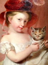 Little Miss Hone 1824 Samuel Finley Breese Morse (American, 1791–1872)
