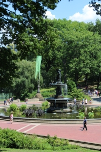 The Bethesda Fountain