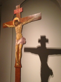 Christ Crucified, about 1488
