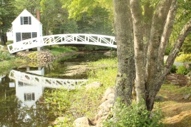 Somesville Bridge.