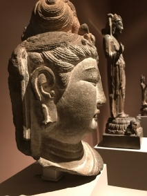 Head of a Bodhisattva, ca. 710
